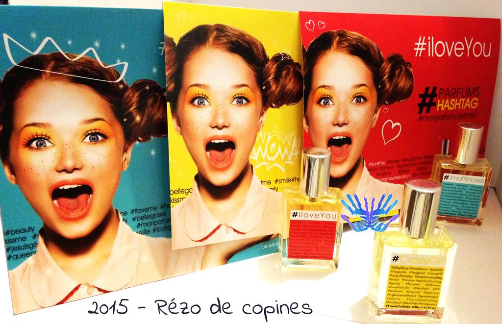Parfums Hashtag