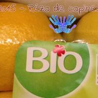 Une citronnade bien fraîche !